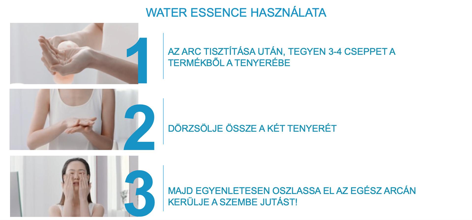 Uriage TERMÁL Hidratáló WATER ESSENCE 100 ml