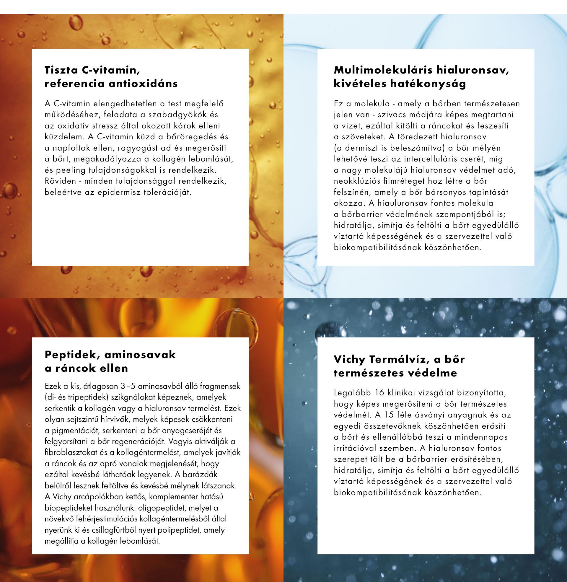 Vichy Liftactiv SPECIALIST Peptide-C ránctalanító ampulla